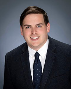 Gage Smythe associate attorney with a concentration on construction and general civil litigation.